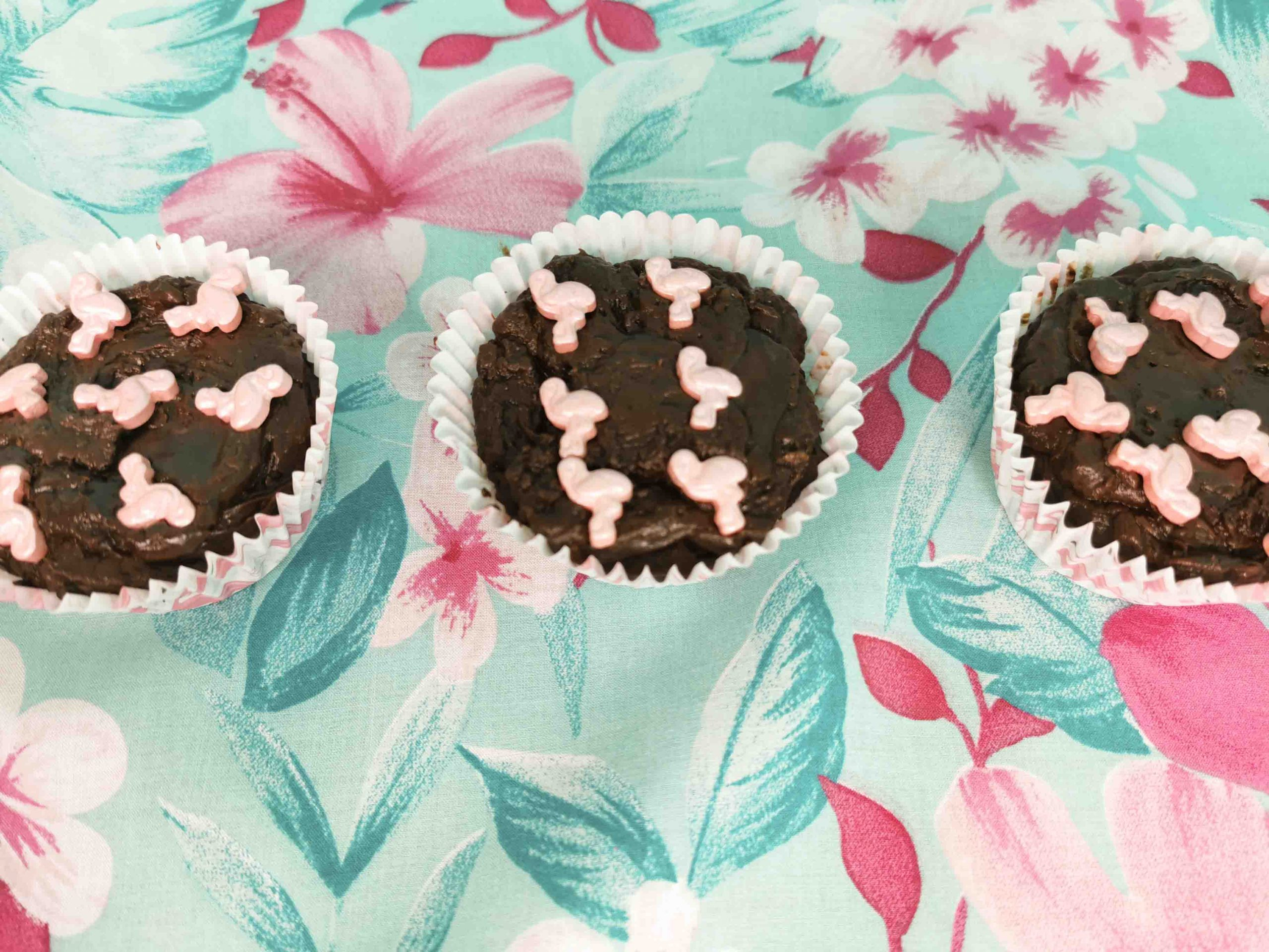 3 chocoladefudges